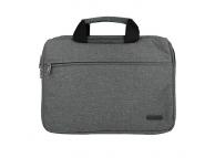 Geanta textil laptop 15.5 inci  MODERN, Gri
