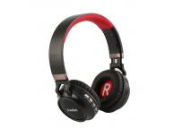 Handsfree Casti Bluetooth Soultech Rainbow BH013SK, SinglePoint, Negru, Blister