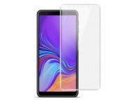 Folie Protectie Ecran Imak pentru Samsung Galaxy A7 (2018) A750, Plastic, Full Face, Set 2 Bucati, Blister