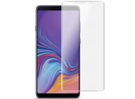 Folie Protectie Ecran Imak pentru Samsung Galaxy A9 (2018), Plastic, Full Face, Set 2 Bucati, Blister