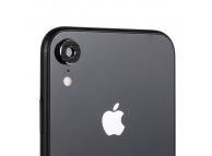 Rama protectie camera spate Totu Design Pentru Apple iPhone XR, Neagra, Blister