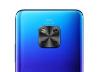 Rama protectie camera spate Enaky Pentru Huawei Mate 20, Neagra, Blister