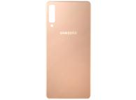 Capac Baterie Auriu Deschis Samsung Galaxy A7 (2018) A750
