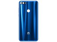 Capac Baterie Albastru Huawei Y7 Prime (2018)