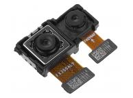 Camera Spate Cu banda Huawei Mate 20 Lite