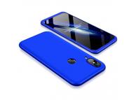 Husa Plastic OEM Full Cover pentru Huawei P20 Lite, Albastra, Bulk