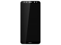 Display - Touchscreen Negru, Versiune FHD-A Huawei Mate 10 Lite