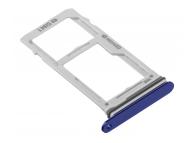 Suport Card - Suport SIM Albastru Samsung Galaxy Note9 N960