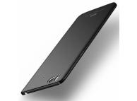 Husa Plastic MSVII Slim pentru Huawei Mate 20 Pro, Neagra, Blister