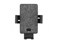 Incarcator auto Wireless OEM Auto Lock C13, Quick Charge, Negru, Blister