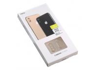 Rama protectie camera spate Totu Design Pentru Apple iPhone XS Max , Aurie, Blister