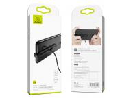 Cablu Incarcare USB la Lightning Usams Gaming SJ278, 1.5 m, Negru, Blister