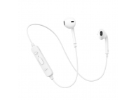 Handsfree Casti Bluetooth Usams LN001, Sport, Alb, Blister