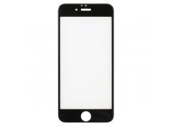 Folie Protectie Ecran Blaupunkt pentru Apple iPhone 6 Plus / Apple iPhone 6s Plus, Sticla securizata, Full Face, Full Glue, 3D, Neagra, Blister BP-3DB-IP6P