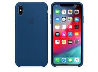 Husa TPU Apple iPhone X / Apple iPhone XS, Bleumarin, Blister AP-MTF92ZM/A