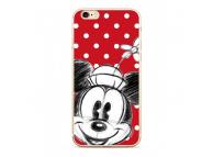 Husa TPU Disney Minnie 009 pentru Apple iPhone 7 / Apple iPhone 8, Multicolor, Blister DPCMIN3046
