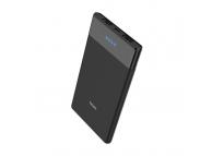 Baterie Externa Powerbank HOCO Entourage B35D 5000 mA, 2 x USB, Neagra, Blister