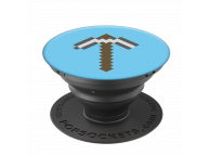 Suport Stand Adeziv Popsockets pentru telefon Minecraft Pick Axe Blister Original