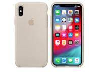 Husa TPU Apple iPhone X / Apple iPhone XS, Gri, Blister AP-MRWD2ZM/A