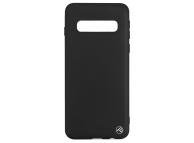 Husa TPU Tellur Matt pentru Samsung Galaxy S10+ G975, Neagra, Blister TLL121855