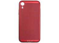 Husa Plastic Tellur Lightweight pentru Apple iPhone XR, Rosie, Blister TLL121235