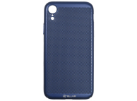 Husa Plastic Tellur Lightweight pentru Apple iPhone XR, Albastra, Blister TLL121245
