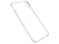 Husa TPU OEM Slim pentru HTC Desire 12+, Transparenta, Bulk