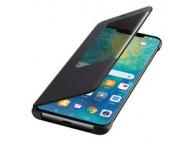 Husa Huawei Smart View Flip Huawei Mate 20 X, Neagra, Blister 51992788