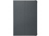 Husa Tableta Piele Huawei Flip Cover Huawei MediaPad M5 lite, Gri, Blister 51992593