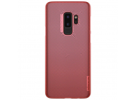 Husa Plastic Nillkin Air pentru Samsung Galaxy S9 G960, Rosie, Blister