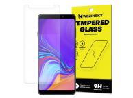 Folie Protectie Ecran WZK pentru Samsung Galaxy A9 (2018), Sticla securizata, Blister