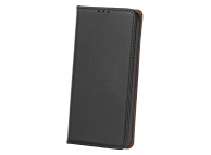 Husa Piele OEM Smart Pro pentru Huawei Mate 20 Lite, Neagra, Bulk