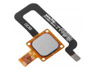 Senzor Amprenta Gri Cu banda Asus Zenfone 3 Max ZC520TL