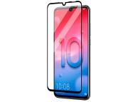 Folie Protectie Ecran Blueline pentru Huawei P Smart (2019), Sticla securizata, Full Face, Full Glue, Neagra, Blister