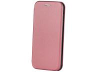 Husa Piele OEM Smart Viva pentru Apple iPhone 7 / Apple iPhone 8, Aurie - Roz, Bulk