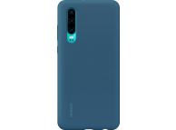 Husa TPU Huawei P30, Car Case Magnet, Albastra, Blister 51992850