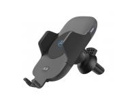 Incarcator Auto Wireless Tellur, QC, senzor IR, Negru, Blister TLL151201