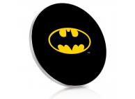 Incarcator Retea Wireless Finoo Batman Logo, Quick Charge, Multicolor, Blister 158012
