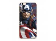 Husa TPU Marvel Captain America 022 pentru Huawei P30, Multicolor
