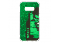 Husa TPU Marvel Hulk 001 pentru Samsung Galaxy S10e G970, Verde, Blister