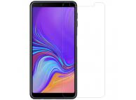 Folie Protectie Ecran Nillkin pentru Samsung Galaxy A7 (2018) A750, Sticla securizata, 0.33 mm, Blister