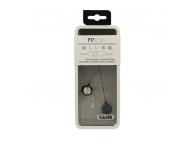 Handsfree Casti EarBuds CASNI CS139, Cu microfon, 3.5 mm, Negru, Blister