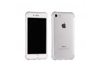 Husa TPU OEM Antisoc pentru Apple iPhone XS Max, Transparenta, Bulk