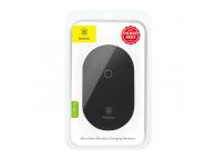 Sticker Incarcare Wireless Baseus Microfiber Pentru Telefon cu port MicroUSB, Negru, Blister