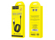 Cablu Date si Incarcare USB la USB Type-C HOCO Superior X29, 1 m, Negru, Blister
