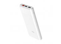 Baterie Externa Powerbank HOCO Entourage B35C 12000 mA, 2 x USB, Alba, Blister