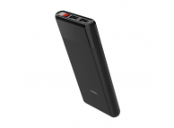 Baterie Externa Powerbank HOCO Entourage B35C 12000 mA, 2 x USB, Neagra, Blister