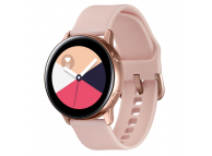 Ceas Bluetooth Samsung Galaxy Watch Active, Fitness, Roz Auriu, Blister Original SM-R500NZDAROM