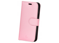 Husa Piele Redneck Prima Wallet pentru Samsung Galaxy J3 (2017) J330, Roz, Blister RNCS01977BU
