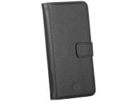 Husa Piele Redneck Duo Wallet Folio pentru Samsung Galaxy S7 edge G935, Neagra, Blister RNCS01S08